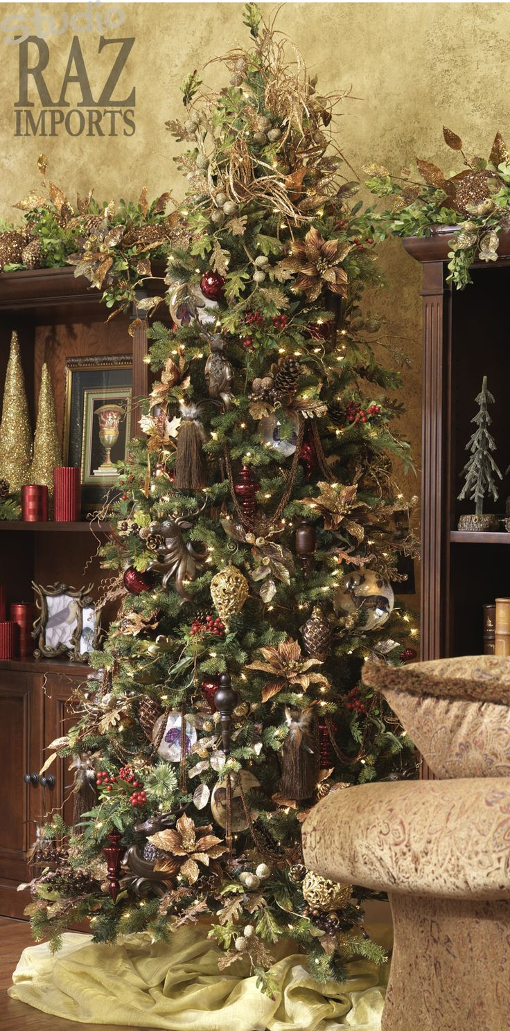 French Country Decorating Christmas