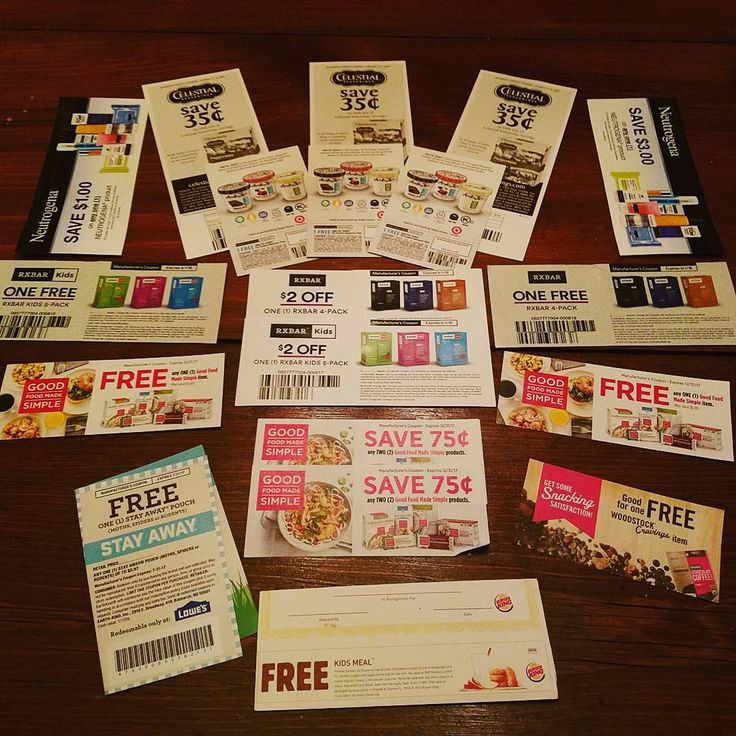 So behind! #freebiesgalore #couponing #timetostockup #celestialseasonings Love their tea so much, I wrote the company!  #arcticzero #momsmeet  #neutrogena Need some more foundation!   #rxbars #crowdtap  #goodfoodmadesimple #notsurehowigotthisgift  #woodstockcravings #socialnature I still can't find this in stores!  #stayaway #mothrepellent Totally need this but haven't had a chance to go to Lowes   #burgerking #freekidsmeal   Whew! when does a mom have time?!!!