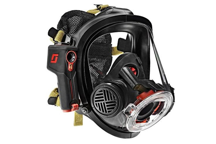 Fight Fire With Future - the Scott Sight Thermal Imaging Firefighter Mask | Man of Many