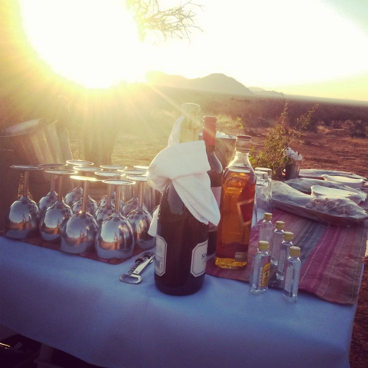 Blessed with the Africa sun - Madikwe Game Reserve, South Africa