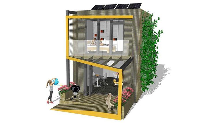 Pre-built, customisable homes are being touted as a way to help get first-time buyers onto the property ladder. A far cry from the low-quality post-Second World War prefab houses, new technology means that factory-built houses can be at the cutting-edge of architecture - functional, sustainable and generally more affordable than traditional brick.
