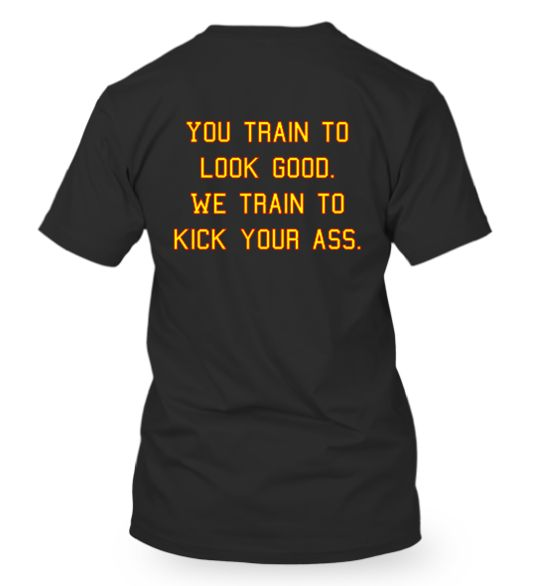 Fight for your fitness - T-Shirt - Fabrily