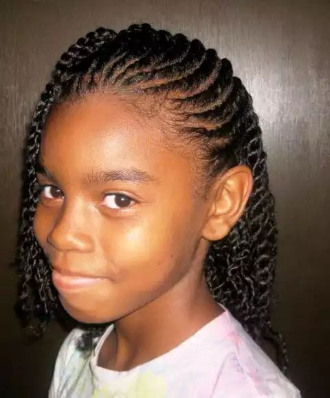 Twist Hairstyles For Kids Awesome 47 Best Maddie Hair Images On Pinterest  Girls Hairdos Baby Girl