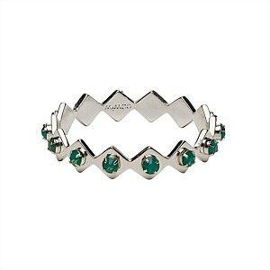 I love the silver/emerald combo #mimcomuse