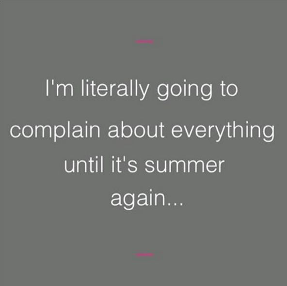 Our Aussies can relate to this one  who's counting down to their European escape?