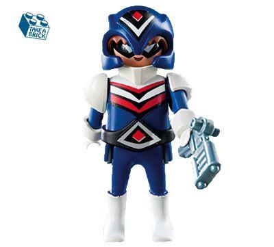 Playmobil Figure Serie 2 Space action hero