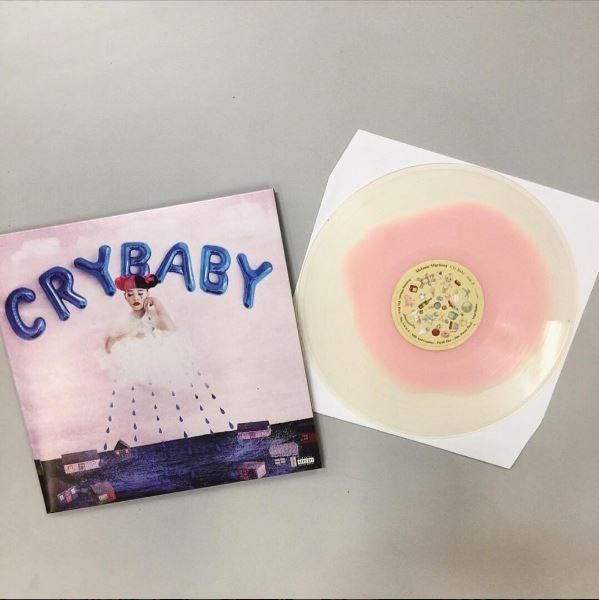 Get this, for cryin' out loud! // Melanie Martinez-Cry Baby Vinyl LP Hot Topic Exclusive