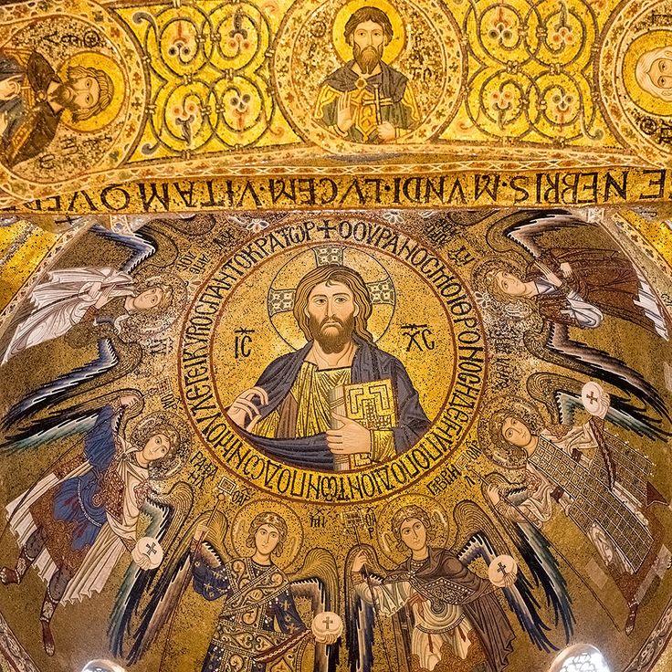 Palatine Chapel in Palermo (Cappella Palatina)