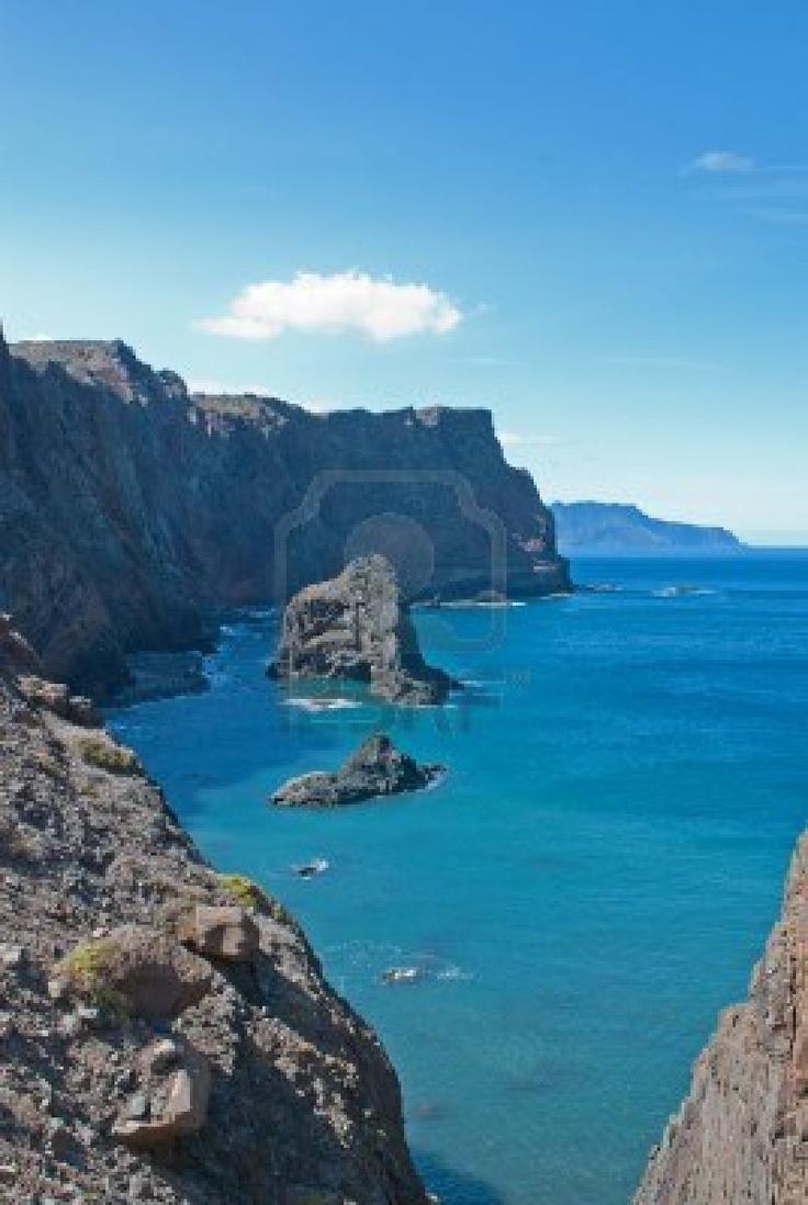 La costa este de Madeira