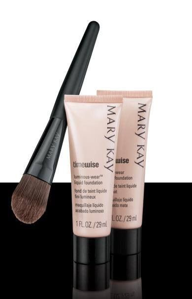 Mary Kay Time Wise liquid foundations are the business! Order yours 2day. www.marykay.com/rozdavis115