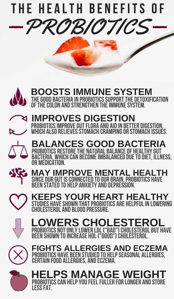 The Health Benefits Of Probiotics Probiotic Benefits Coconut Health Benefits Probiotics