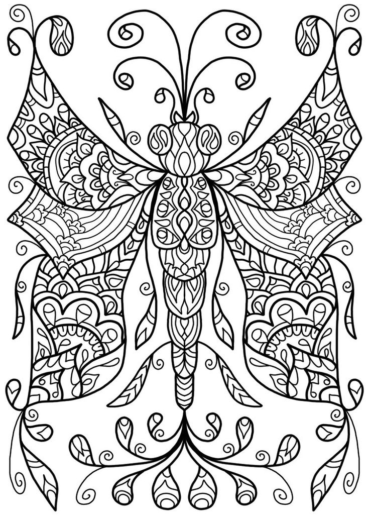 49 best Coloring Therapy / Doodle Art images on Pinterest