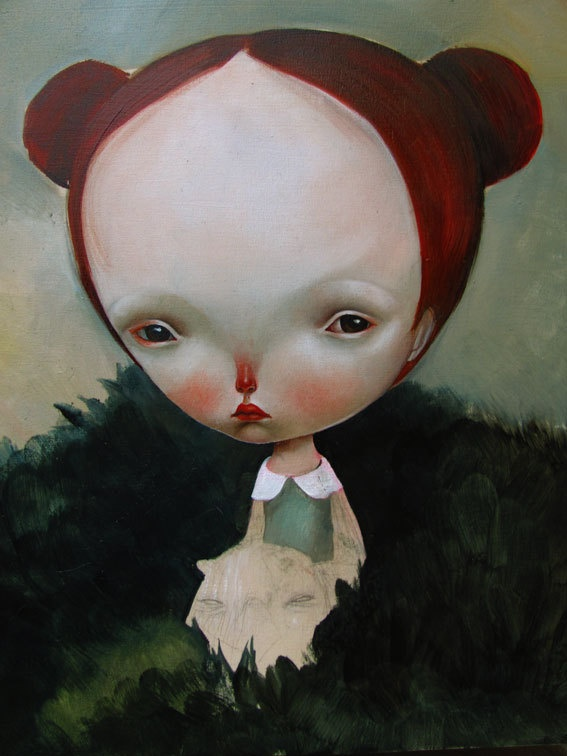 you don't have to hide anymore by dilka bear, via Behance