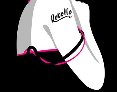 "Check out new work on my @Behance portfolio: ""Rebelle"" http://be.net/gallery/53651841/Rebelle"