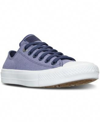 204934263a11 CONVERSE Converse Women s Chuck Taylor All Star II Ox Casual Sneakers from  Finish Line.  converse  shoes   all women  MensFashionSneakers