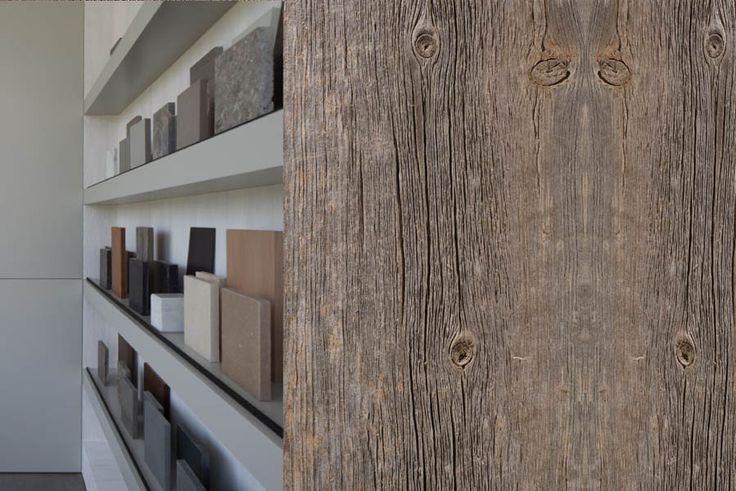 Materials - De Puydt- Ontwerp hedendaagse haard