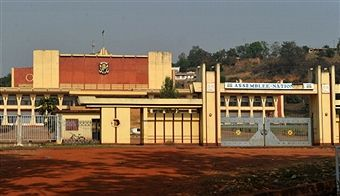 Central African Republic – National Assembly (Assemblée nationale)
