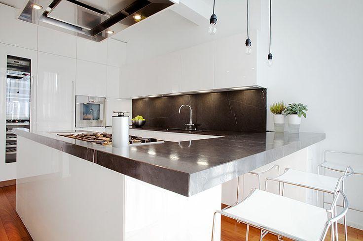 Cucine Moderne Laccate Bianche : ... Lucida su Pinterest Cucine ...