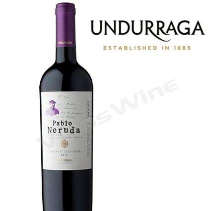 Pablo Neruda Cabernet Sauvignon Viña Undurraga