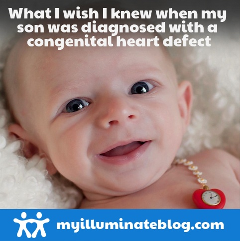 A heart dad shares with us what he wishes he had known on the day they were told their son was born with a congenital heart defect. Learn more as he answers the questions that many heart families wrestle with.