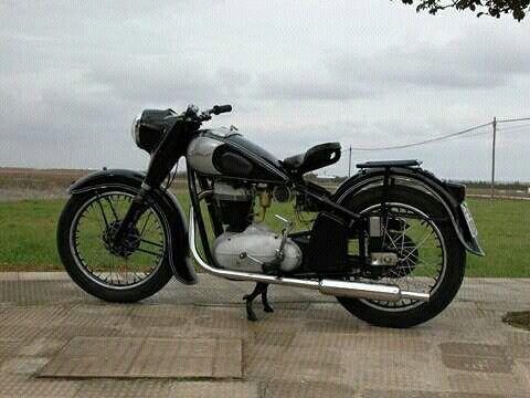 Sanglas 500cc de 1952