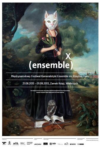Znalezione obrazy dla zapytania Festival Ensemble plakaty 2013