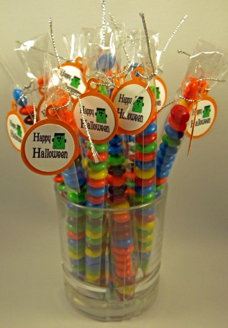 halloween favors - Halloween Birthday Ideas