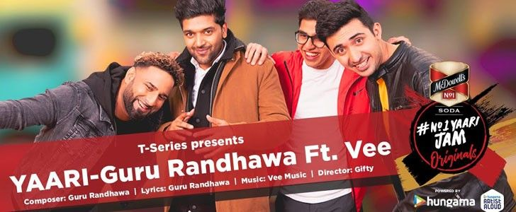 Yaari Lyrics Guru Randhawa Songs Lyrics Happy New Year Lyrics