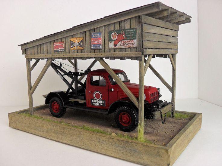 1 24 1 25 Barn Garage Diorama For Sale On Ebay: 17 Best Ideas About Barn Garage On Pinterest