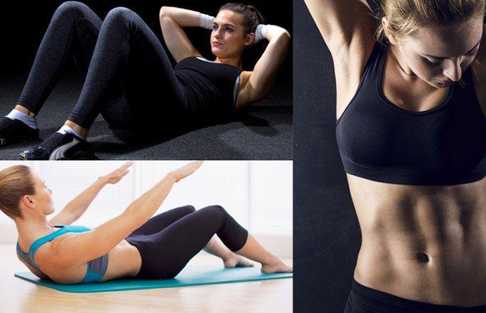 Die besten Übungen für die untere Bauchmuskulatur - Flach und straff: So wünschen wir Frauen uns unseren Bauch. Es muss ja nicht gleich ein Sixpack sein, aber die kleine Speckschicht soll bitte endlich verschwinden! Dafür...