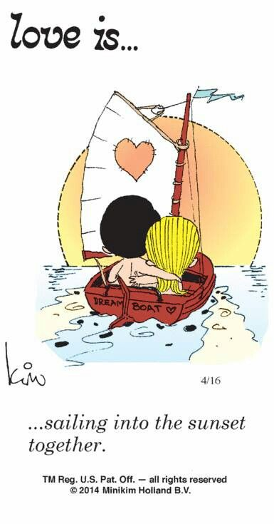 Love is ....if it's a SHIP!!!