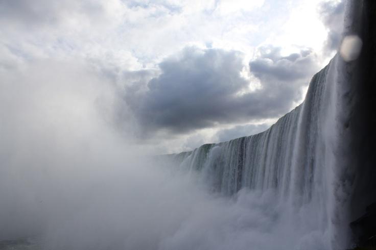 Niagara Falls by Antoine & Béné , via 500px