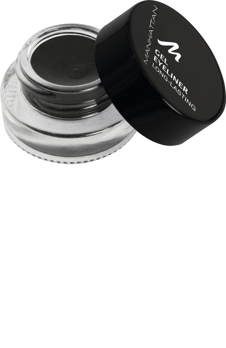 Gel Eyeliner Black 1010N