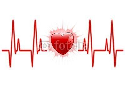 #Love #Heart #Electrocardiogram © #bluedarkat: Valentine'S S, Bluedarkat S Illustrations, Bluedarkat Design, Illustrations Collection