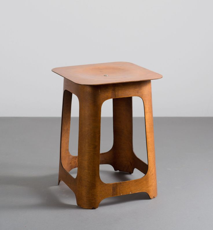 unknown / isokon stool / isokon / 1933