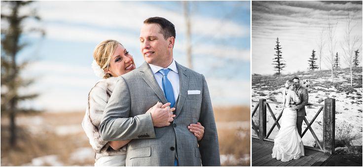 Winter Wedding | Calgary Wedding Photography