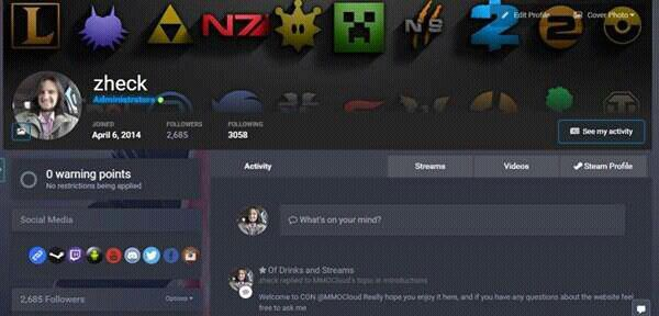 Create your #CGN account, Edit profile, Connect & Earn not only followers but Bucks with new expercience !! https://cgn.us/about