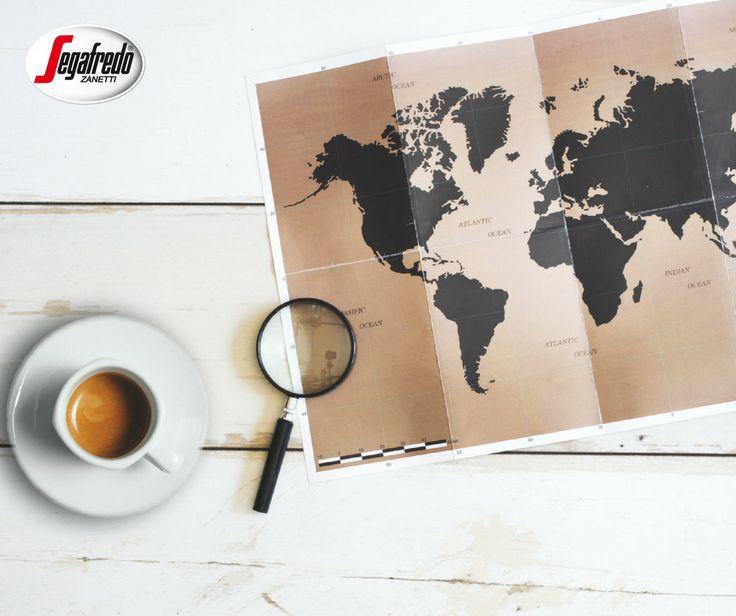 Różnice wynikające z lokalizacji plantacji kawy można poczuć podczas degustacji kaw single origin jak Segafredo Le Origini. W zależności od wyboru mieszanki Brasile, Peru czy Costa Rica kawa będzie miała miodową, czekoladową lub owocową nutę. #segafredo #espresso #coffee #kawa #singleorigin #leorigini #coffeebean
