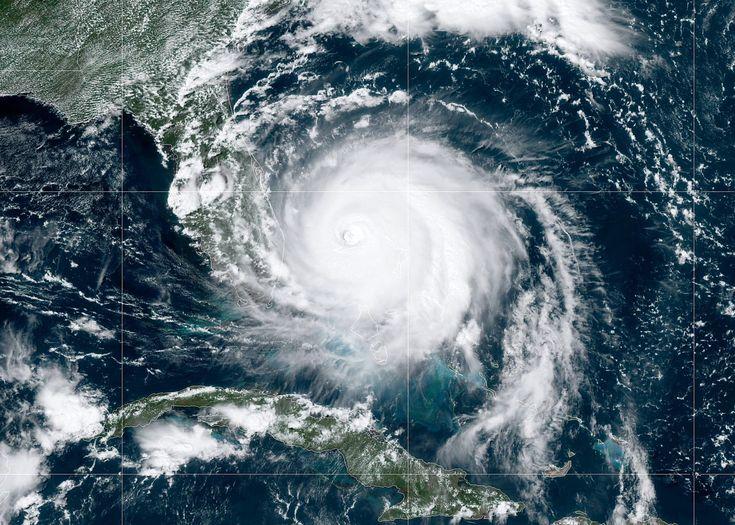 Furacão Dorian deixa cinco mortos nas Bahamas