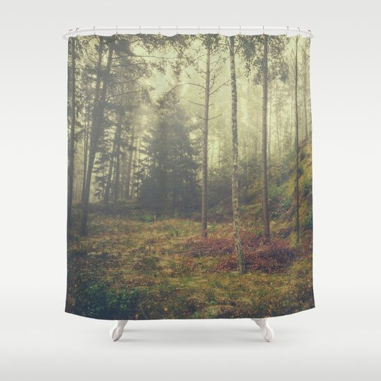 Buy Shower Curtains featuring They whisper things by HappyMelvin. Made from 100% easy care polyester our designer shower curtains are printed in the USA and feature a 12 button-hole top for simple hanging.