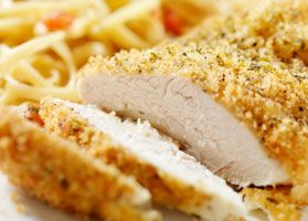 Parmesan Crusted Chicken - Quick Recipe - American Diabetes Association