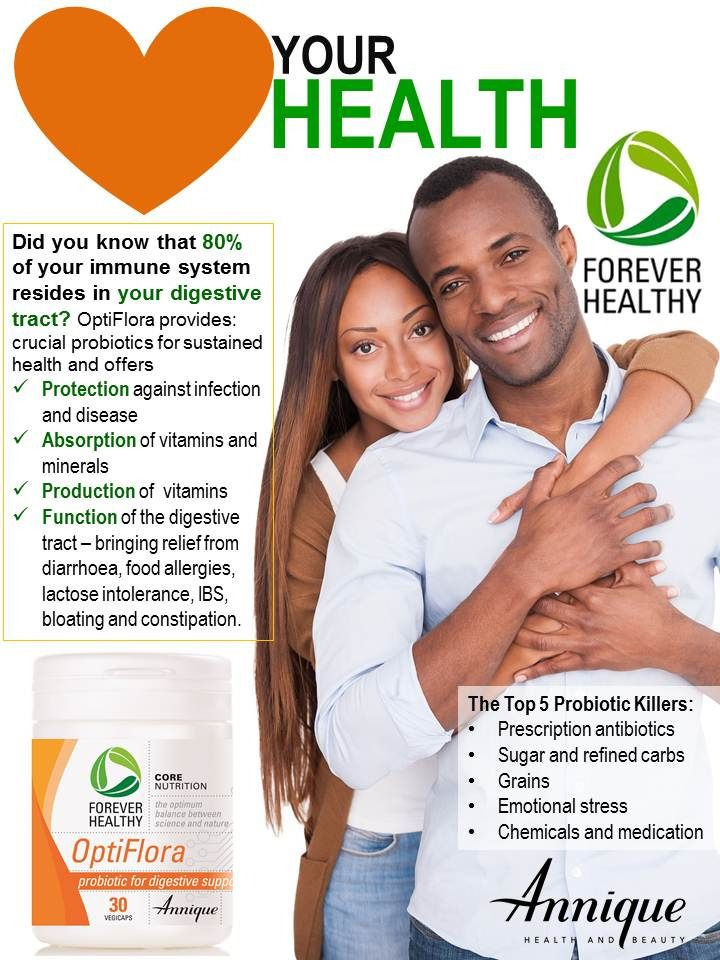 Probiotics are at the core of optimal nutrition. Not only do they ease digestive challenges like IBS, diarrhea and constipation, they also improve your body's absorption of other nutrients and build your immune system.