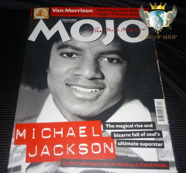 98 best magazines of michael jackson images on pinterest for Mojo jackson
