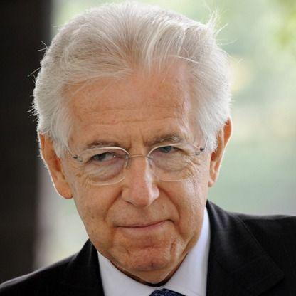 #29: Mario Monti. Prime Minister of Italy.