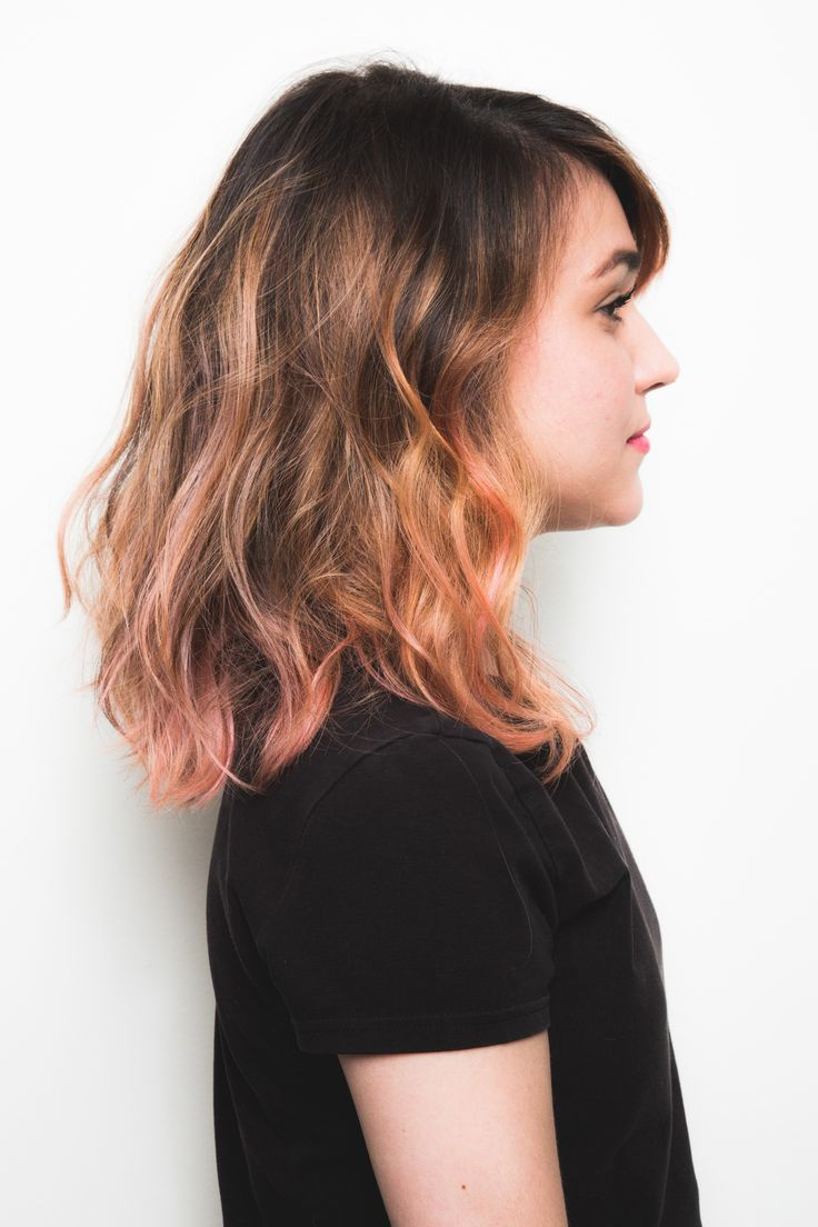 Yes, Even Brunettes Can Pull Off the Pastel Hair Trend