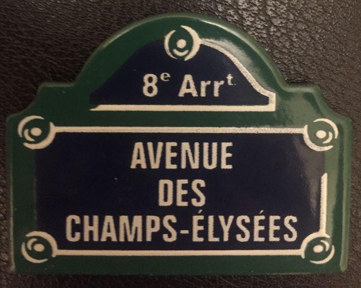 Campos elíseos / París - Francia