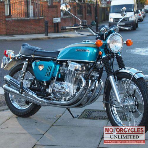 1969 Honda CB750 Sandcast Classic Honda for Sale