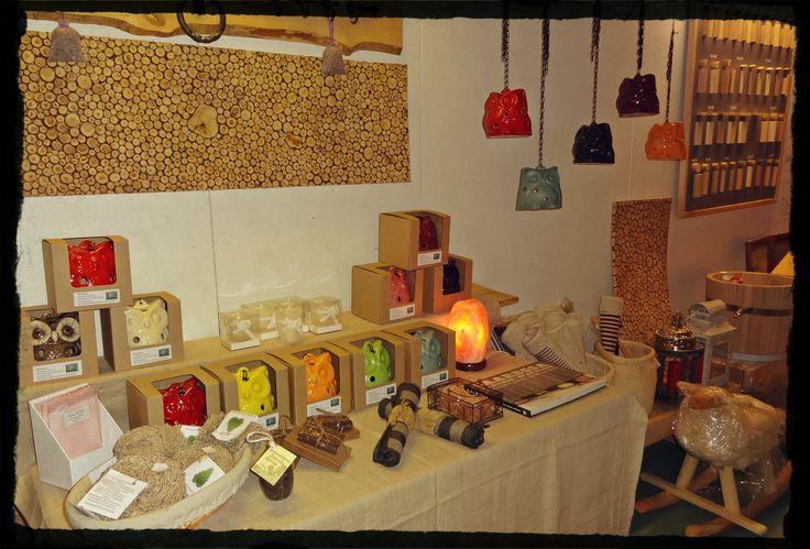 Our factory shop today, 17.10.2014. www.saunalahja.fi