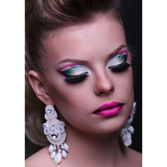 Подиумный макияж — Национальный конкурс EBF