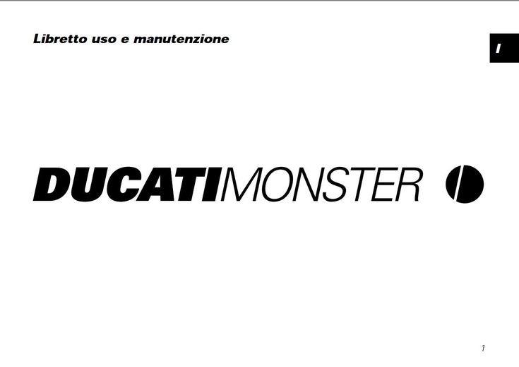 Ducati M600 750 900 2001 Owner's Manual has been published
